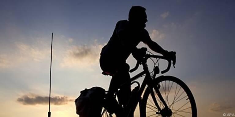 Immer mehr Manager entspannen beim Radfahren