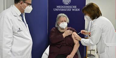 Geheimliste: Viel zu wenig Impfdosen
