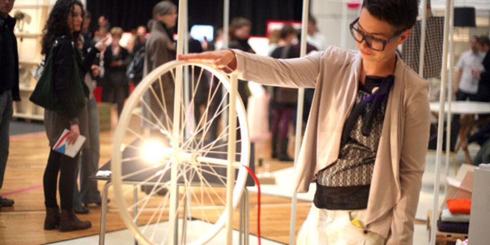SCHMIDT« blickfang internationale designmesse