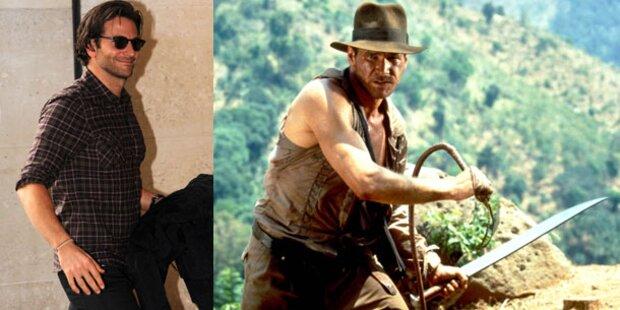 Bradley Cooper soll Indiana Jones werden