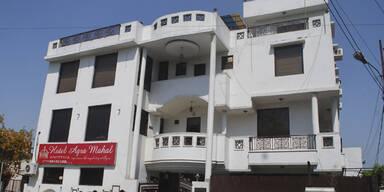 Indien: Britin sprang aus Hotelfenster