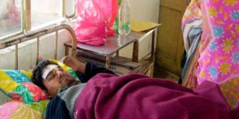 5 Tote und 4 Verletzte bei Anschlag in Indien