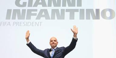 So tickt FIFA-Präsident Gianni Infantino