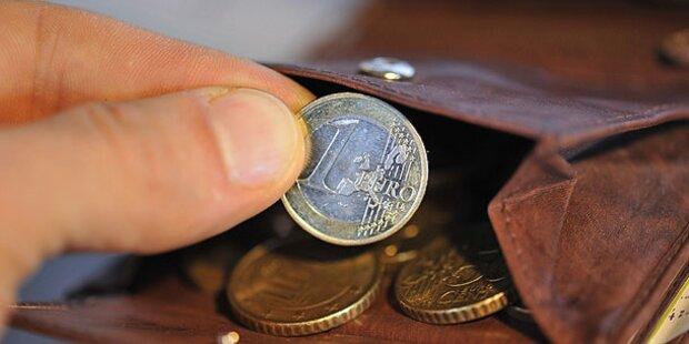 Inflation steigt auf 2,1 Prozent