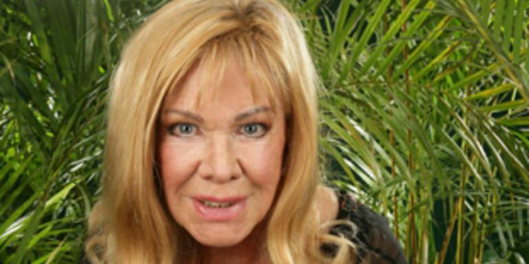 Alle Kandidaten: Ingrid v. Bergen im Dschungelcamp