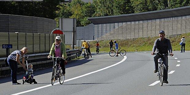 Inntalautobahn nach Blockade wieder frei
