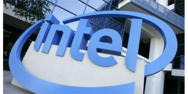 Intel-Erträge um 50 Prozent gestiegen
