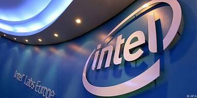 Intel leidet unter der Krise