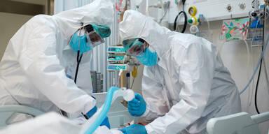 Deutschland: Keine Überlastung der Intensivstationen in nächster Zeit
