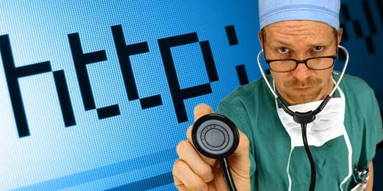 Großer Wirbel um Internet Doktor