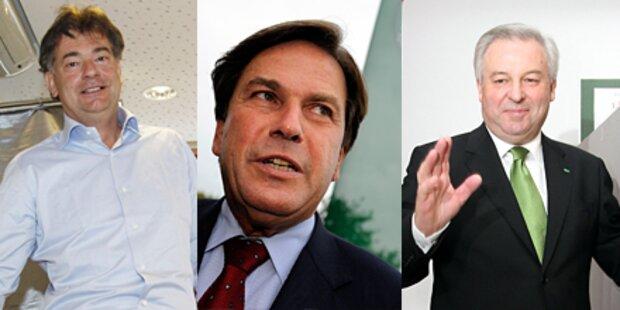 Wahl-Interviews: Alle Kandidaten im Talk