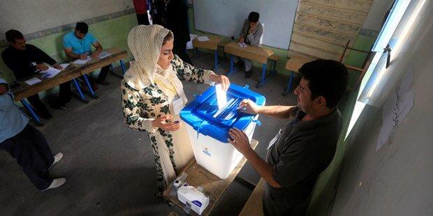 Amtlich: Iraks Kurden stimmen für Unabhängigkeit