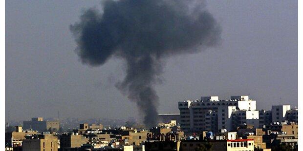 Irak-Krieg könnte auf Syrien und Iran übergreifen