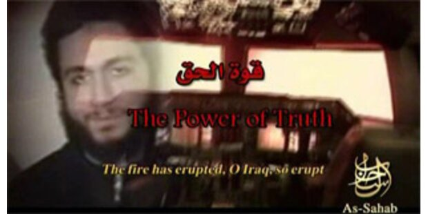 Video zeigt Erschießung irakischer Offiziere
