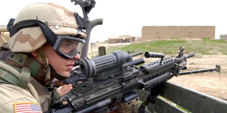 US-Soldaten sollen 5 Taxi-Kunden erschossen haben