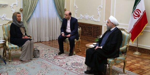 Atomabkommen: Iran warnt EU vor Trump