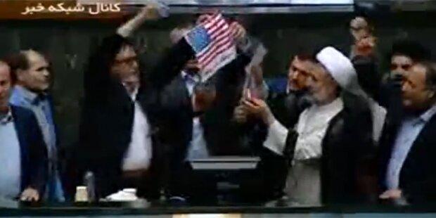 EU will Iran-Deal trotz US-Exit