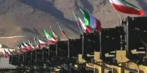 Iran droht mit Langstreckenraketen