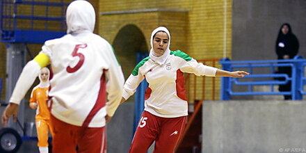 Iran protestiert nach Ausschluss des Frauen-Teams