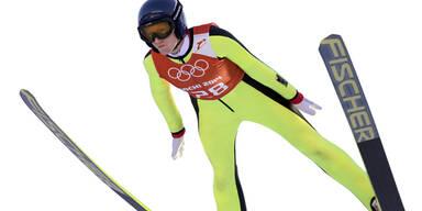 Skispringen: Saison-Aus für Iraschko-Stolz