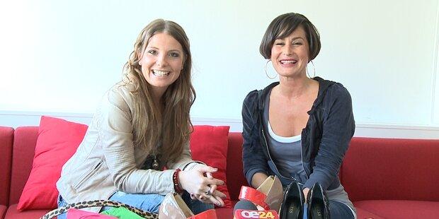 Iris & Katharina zeigen ihre Schnäppchen