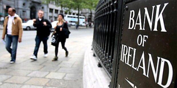 Irische Bank versteigert Kunstsammlung