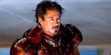 """Marvel gibt neue Einblicke in """"Iron Man 3"""""""