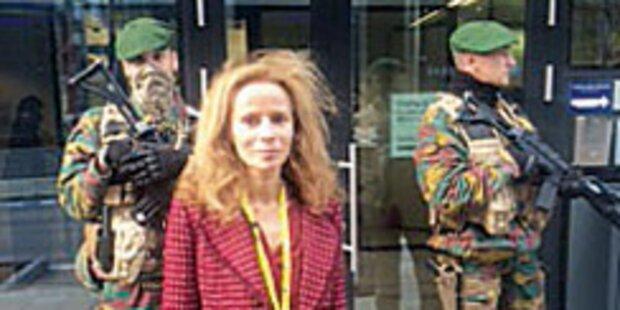 So dramatisch war die Festnahme in Brüssel