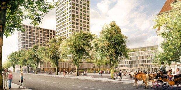 Wien: Die Mega-Bauprojekte