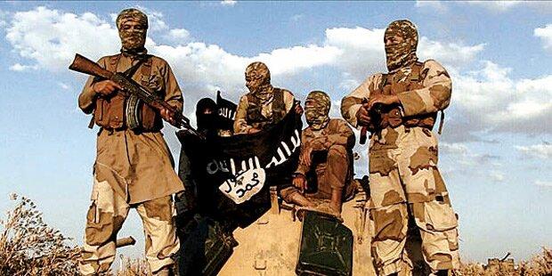 Immer mehr Kämpfer bei IS-Terrormiliz