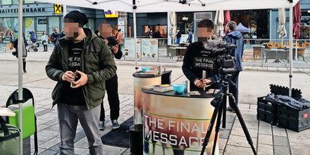 Islam-Werber: Warnung von Terrorexperten