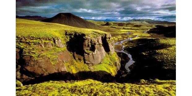 Island: Wo der Himmel am schönsten ist