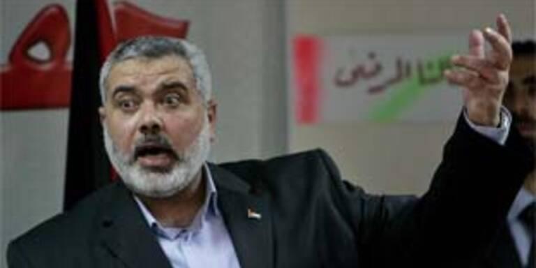 Hamas Premier Ismail Hanijah