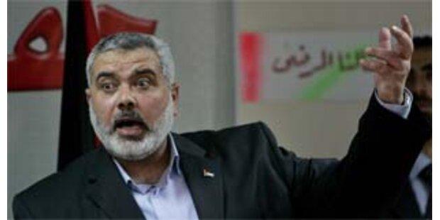 Hamas macht Waffenruhe von Zeitplan abhängig