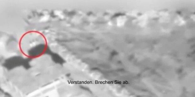 Israelische Luftwaffe verschont bei Angriff Zivilisten