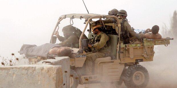 Israel weitet Mobilisierung aus