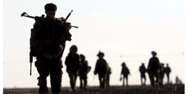 Israelische Soldaten töteten sieben Palästinenser