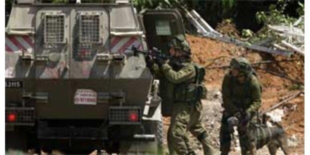 Drei Kinder bei israelischem Militäreinsatz getötet