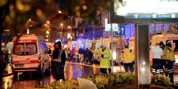 Istanbul-Terror: Club wurde nur zufällig zum Ziel