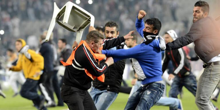 Galatasaray gewinnt am Grünen Tisch