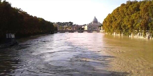 Unwetterwarnung für Süditalien