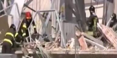 Neues Erdbeben erschüttert Norditalien