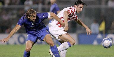 Italien vs Kroatien