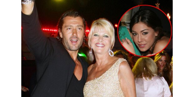 Ivana Trump im TV von Ehemann mit Model betrogen