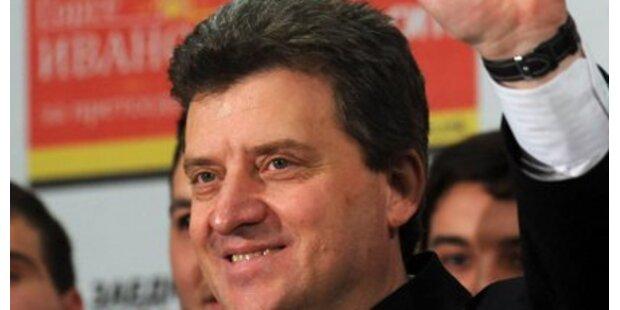 Ivanov führt nach Präsidentenwahl