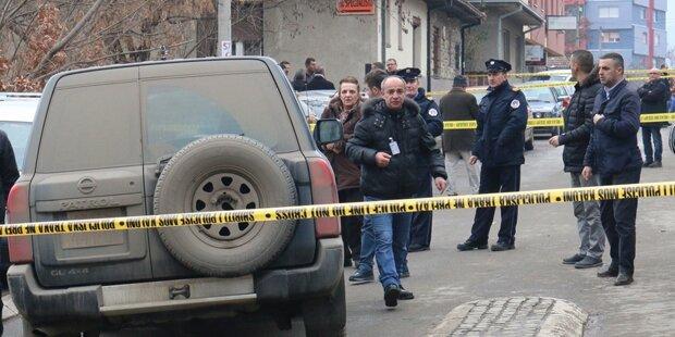 Serbenführer bei Attentat getötet
