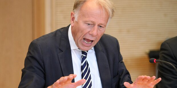 Grünen-Politiker provoziert Kurz im TV