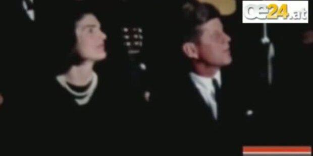 Der letzte Abend im Leben des JFK