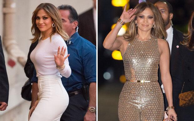J.Lo bei Tag und bei Nacht