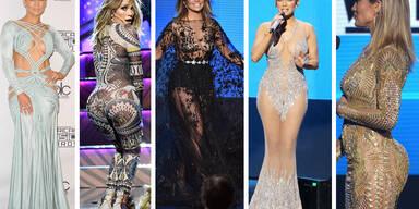 So versexte J.Lo die AMA Awards!